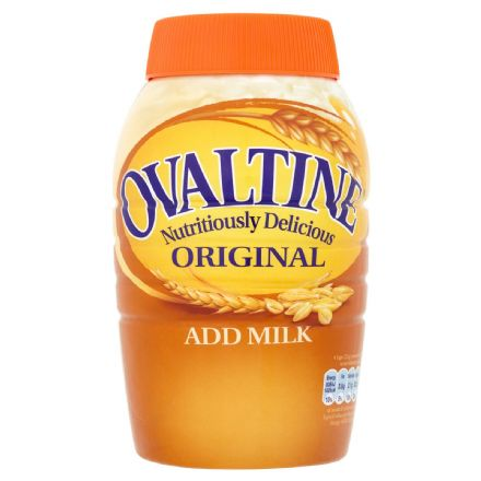 Ovaltine Nutritiously Delicious Original 800g Tub, Add Milk, Vegetarian